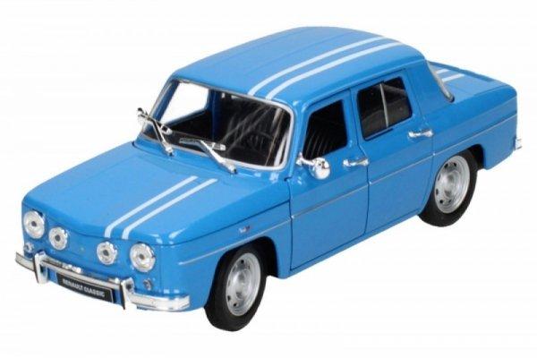 Renault R8 Gordini, niebieski