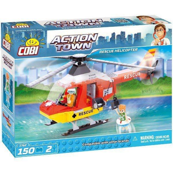 Klocki Doctor-Rescue Helicopter