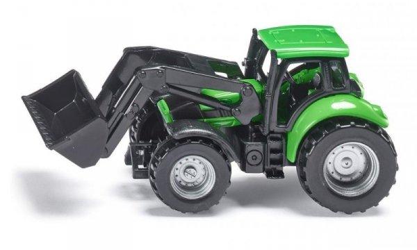 Traktor Deutz z ładowarką