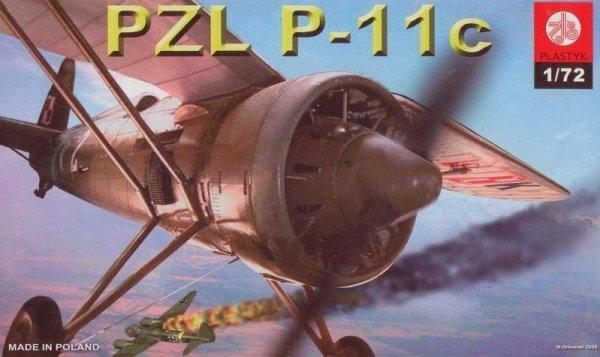 PLASTYK PZL P-11c