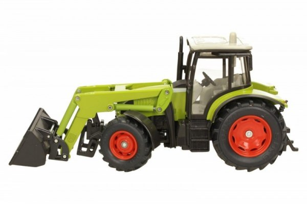 Traktor Class z Przednią Ładowarką