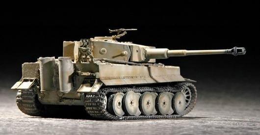 Tiger 1 tank(Mid.)