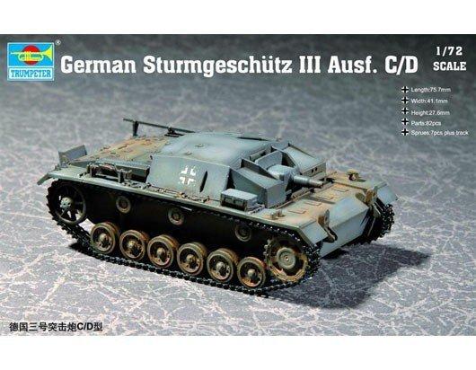 Germany Sturmgeschutz III