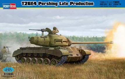 T26E4 Persching Late Production