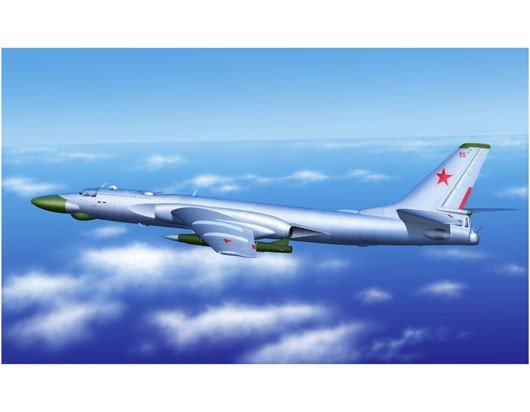 TRUMPETER TU-22M3 backfi re C