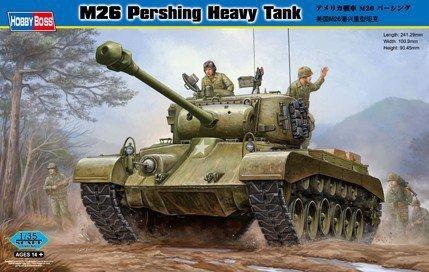 HOBBY BOSS M26 Pershing Heavy Tank