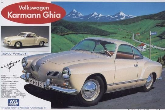 Volkswagen Karman Ghia