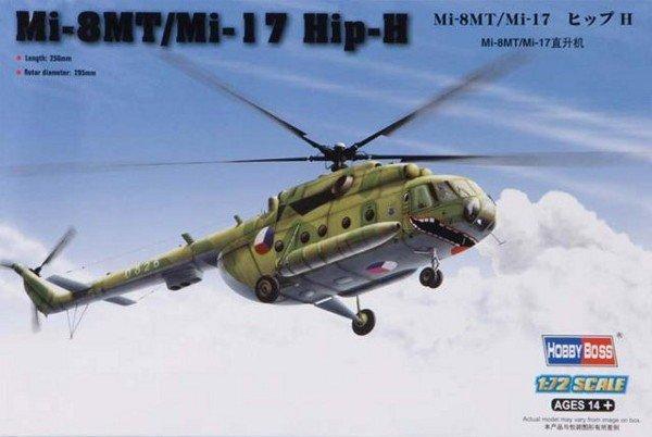 HOBBY BOSS Mi-8MT/Mi-17 Hip-H