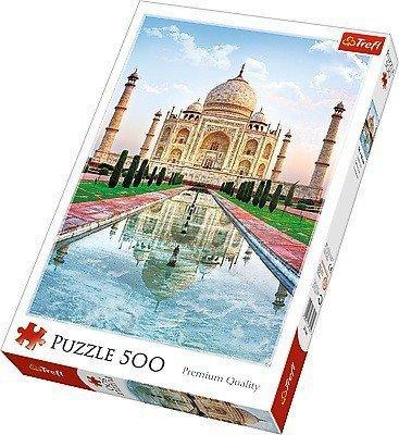 500 elementów, Taj Mahal