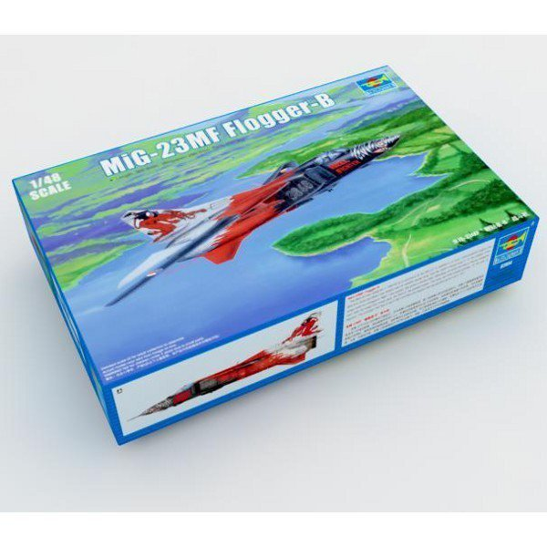 TRUMPETER Russian MIG-23 MF Flogger-B