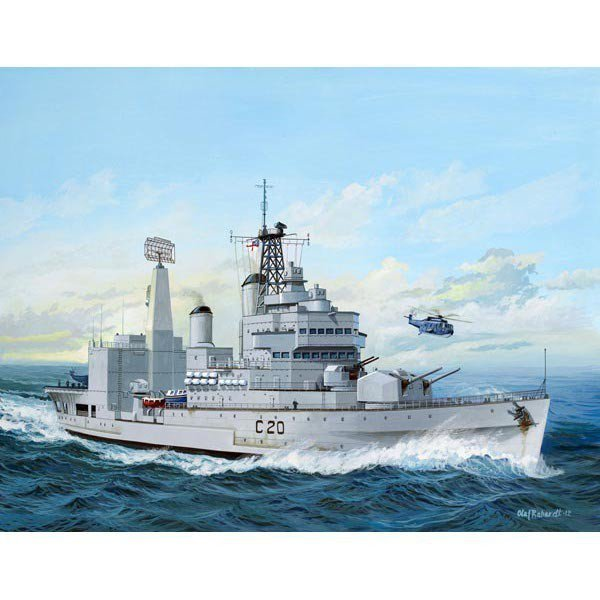 REVELL H.M.S Tiger