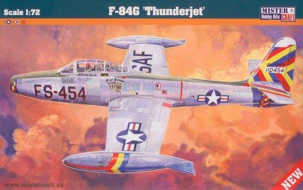 MASTERCRAFT F-84G Thunde rjet