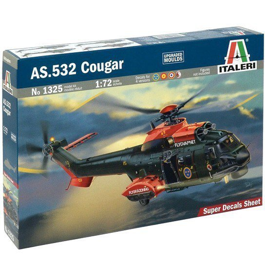 ITALERI AS.532 Cougar
