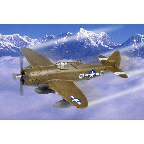 Thunderbolt Razorback P-47D