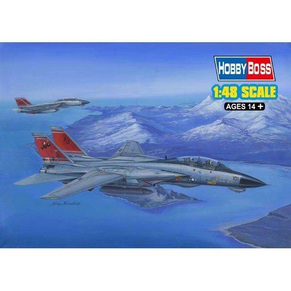 HOBBY BOSS F-14D Super T omcat