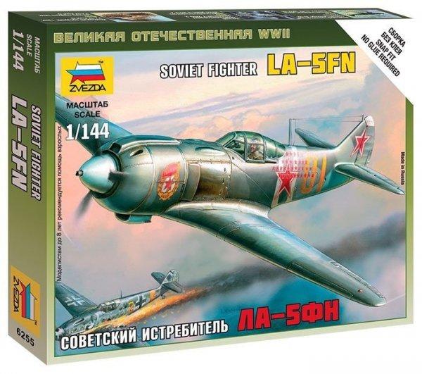 ZVEZDA Soviet WWII Fight er La-5FN