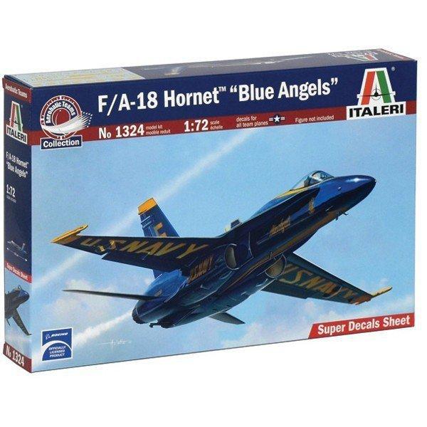 ITALERI F/A-18 Hornet Bl ue Angels