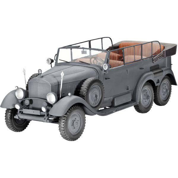 REVEL German Staff Car G 4