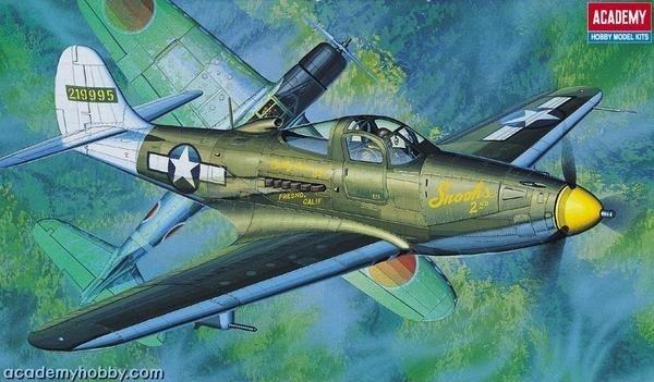 ACADEMY P-39 Q/N Aircobr a