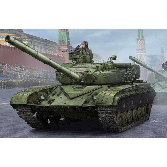TRUMPETER Soviet T-64B m od 1984