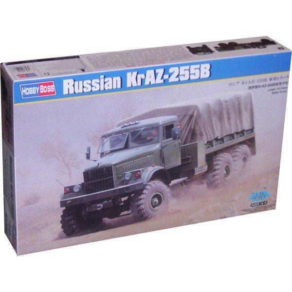 HOBBY BOSS Russian KrAZ- 255B