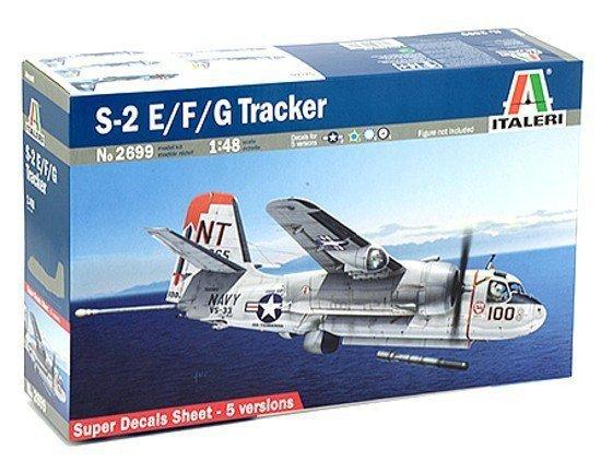 ITALERI S-2 E/F/G Tracke r