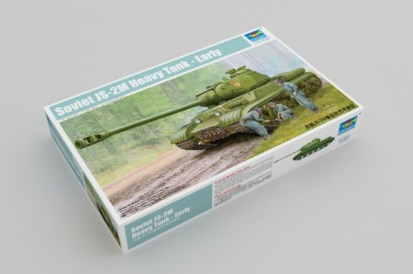TRUMPETER Soviet JS-2M H eavy tank-early