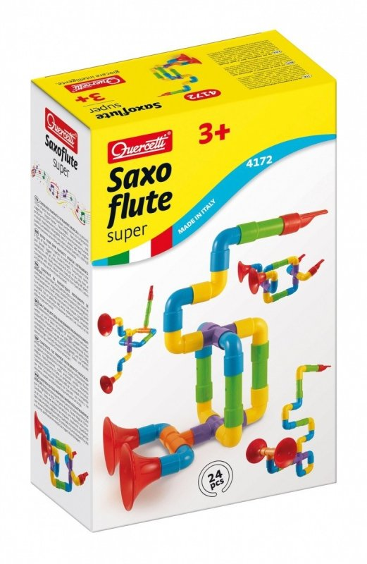 Super Saxofon 24 elementy