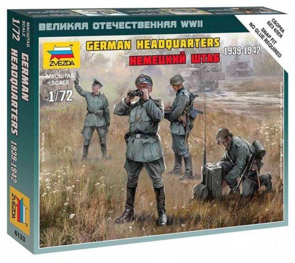 German Army Headquarters WII