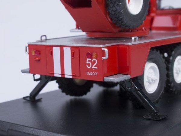 Turntable Ladder Fire Truck AL-30