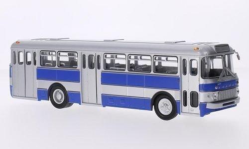 Ikarus-556 Bus Hungary (silver/blue)