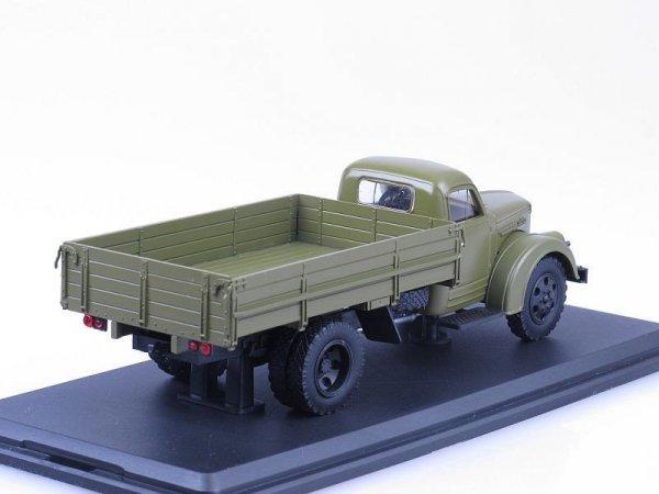 UralZIS-355M Flatbed Truck (khaki)
