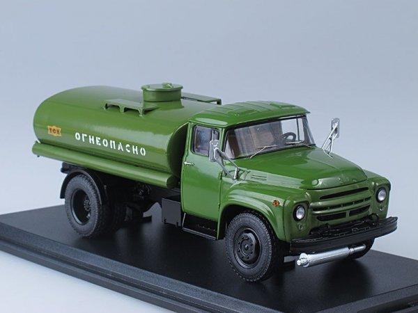 Military Tanker Truck TSV-6