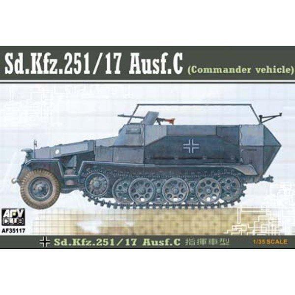 AFV Sd.Kfz.251/17 Ausf.C (commander Veh)