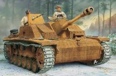10.5cm Sturmhaubitze 42 Ausf.G w/Zimmerit