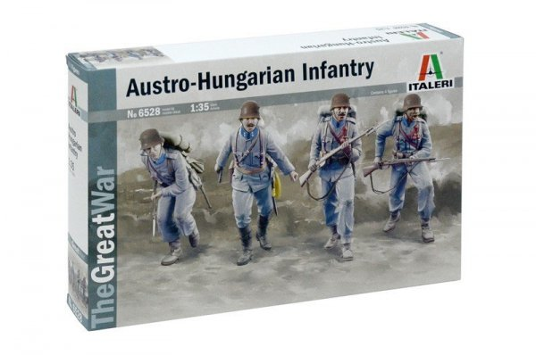 WWI Austro-Hungarian Infantry 1914