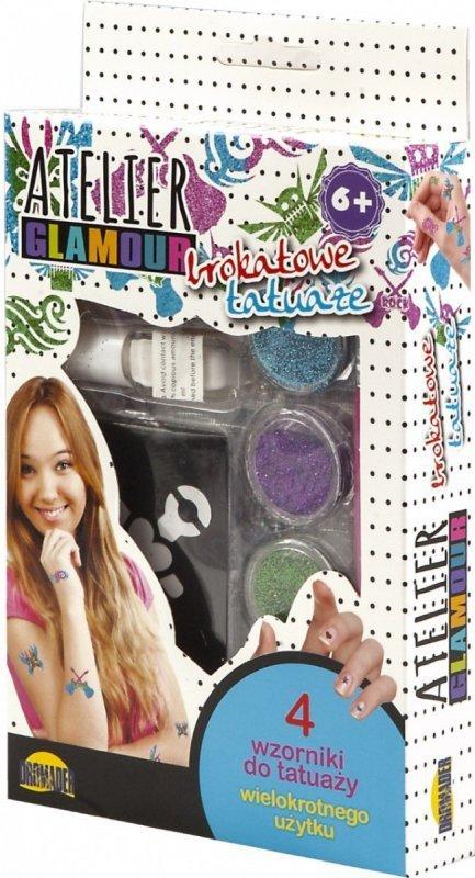 Atelier Glamour Brokatowe tatuaże