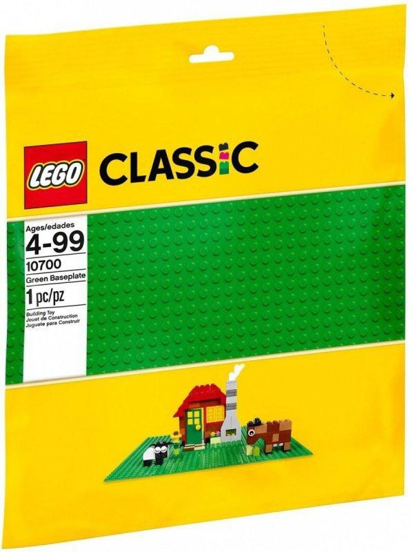 Klocki Classic 10700 Zielona płytka konstrukcyjna