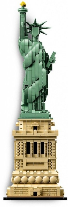 Klocki Architecture 21042 Statua Wolności