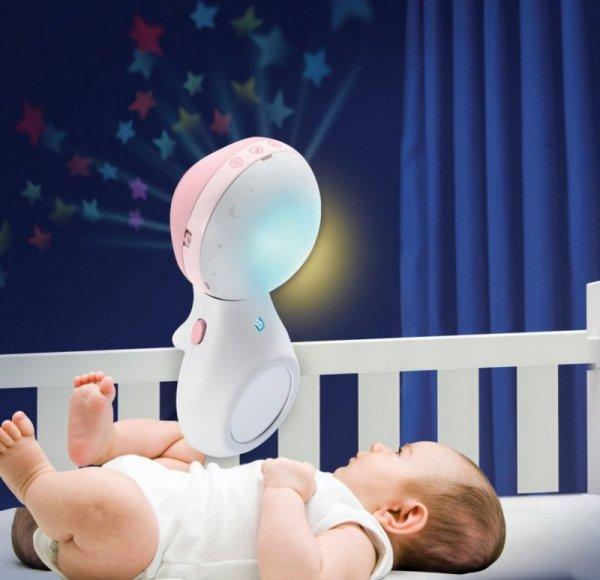 Muzyczna karuzelka Infantino 3w1 różowa