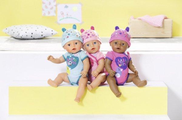 Lalka Baby Born interaktywna Soft Touch chłopiec