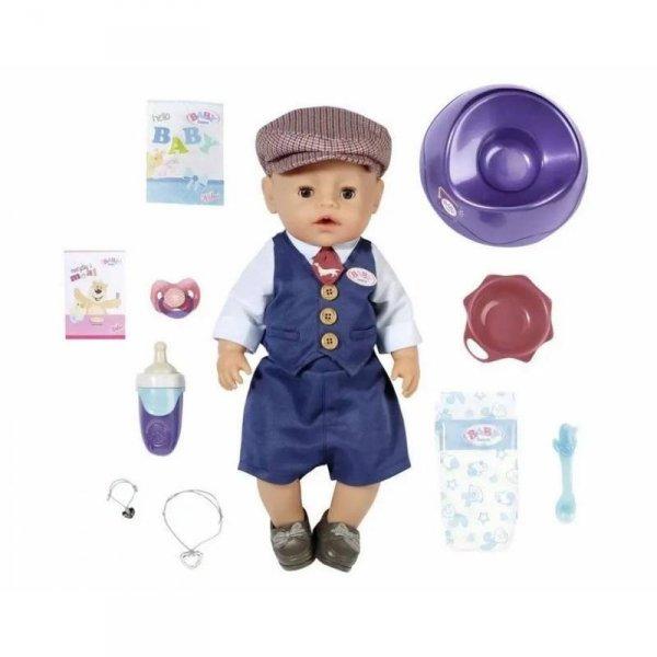Lalka BABY BORN Soft Touch lalka elegancki chłopiec 43cm