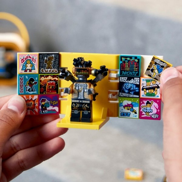 Klocki VIDIYO 43107 Hip Hop Robot Beatbox