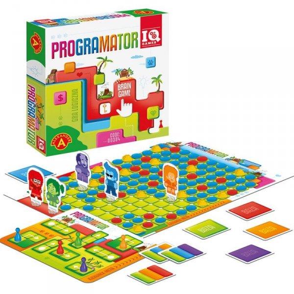 Gra Programator