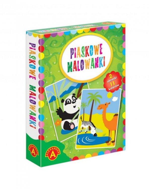 Piaskowanie Malowanie Panda/Wielbłąd