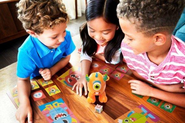 Gra dla dzieci Potworkowe Memory