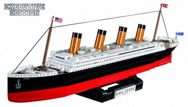 960 elementów RMS Titanic 1:45 Executive Edition