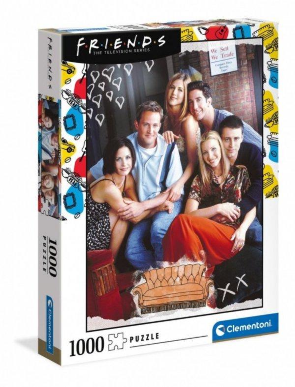 Puzzle 1000 elementów Friends