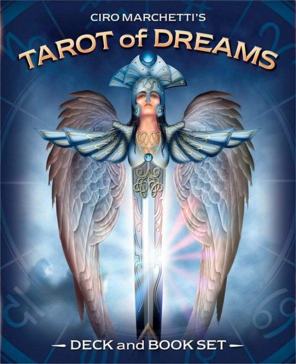 Karty Tarot of Dreams
