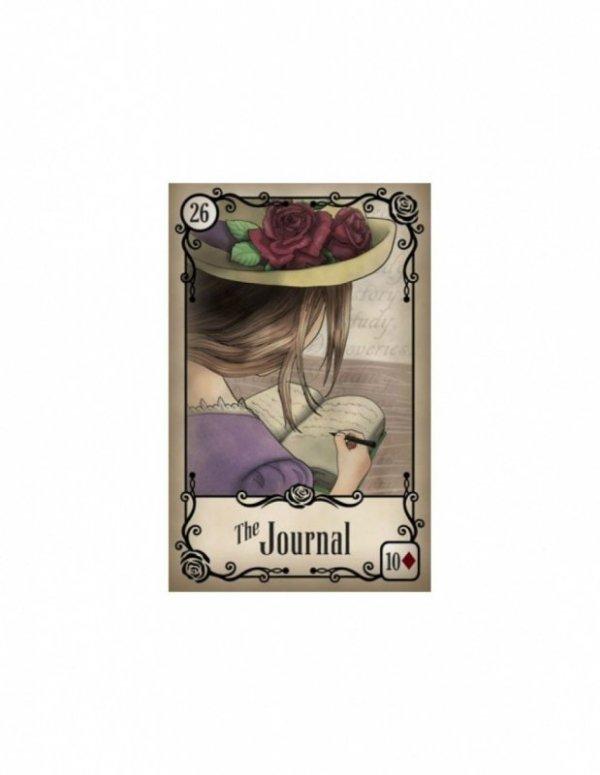Karty Tarot Under the Rosees Lenormand